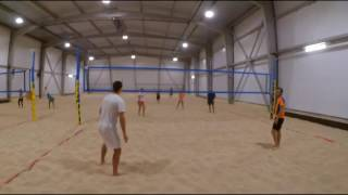 """Волейбол в Спб в """"Песке"""""""