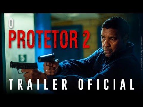 O Protetor 2  Trailer  Legendado