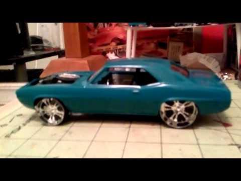 I.g. model car build off