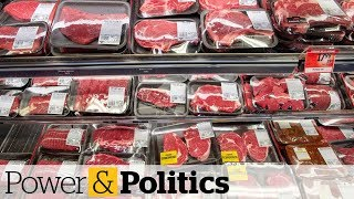 RCMP investigating fake documents after China halts Canadian meat imports | Power & Politics