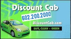 Discount Cab - Safe Clean & Green