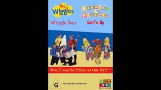 Opening to The Wiggles and Bananas in Pyjamas - Wiggle Bay and Surf's Up 2017 DVD