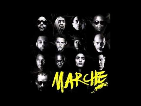 Marche - Outro du film - Akhenaton, Kool Shen, Disiz, Nekfeu, Lino ft. VA (2013)