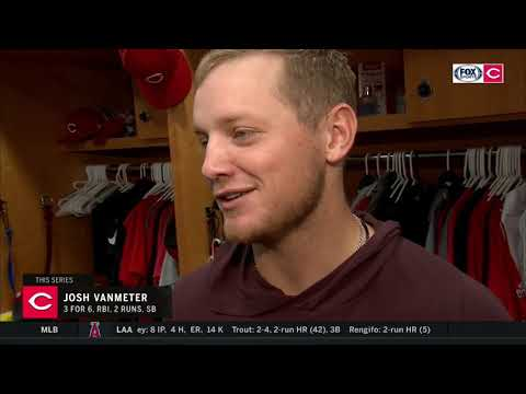 Josh VanMeter doesn't mind being a position-less ball player