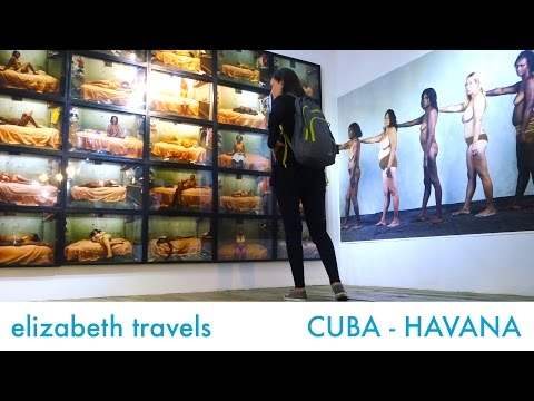 Arriving in Havana and visiting the Cuban Art Factory | Cuba