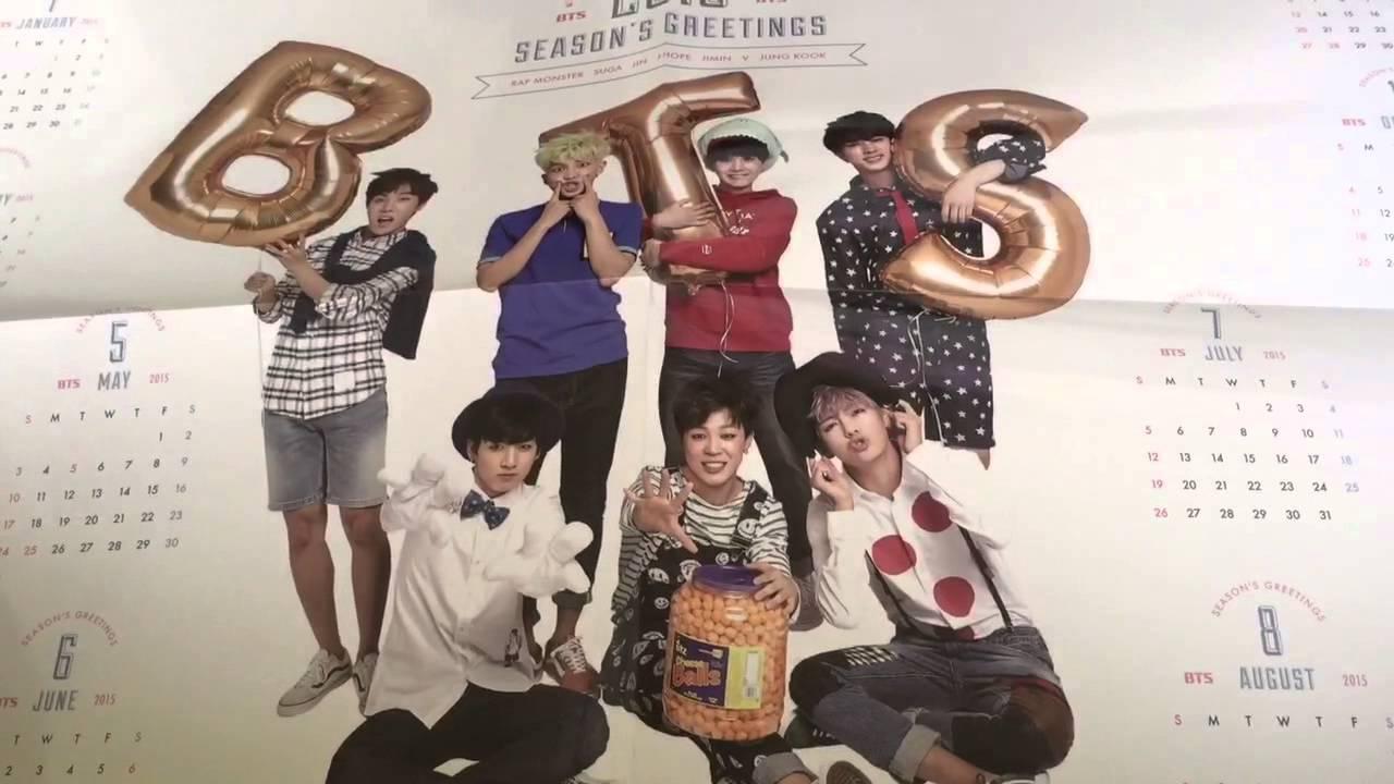 Unbox bts 2015 seasons greetings youtube unbox bts 2015 seasons greetings m4hsunfo