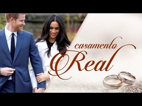 Assista a íntegra do Casamento Real - 19/05/18