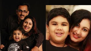 Odia Heroine Jyoti Mishra's Family Album Photo