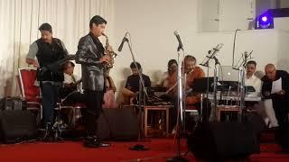 Kya Yahi Pyar Hai.. HARSH BHAVSAR Playing Saxophone instrumental with Sandip Kulkarni Sir..