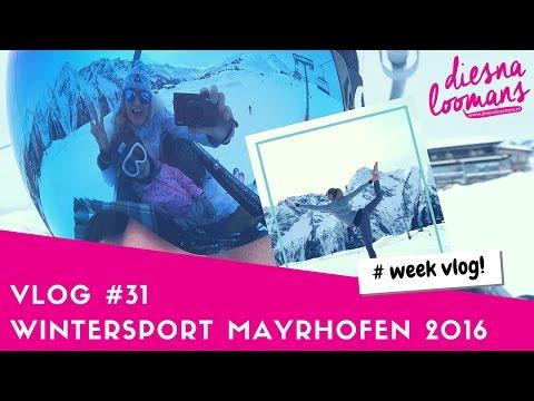 WEEKVLOG #31 WINTERSPORT VAKANTIE MAYRHOFEN - diesnaloomans.nl
