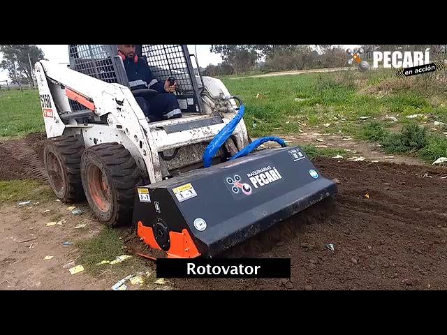 implemento rotocultivador/rotovator | Noviembre 2017