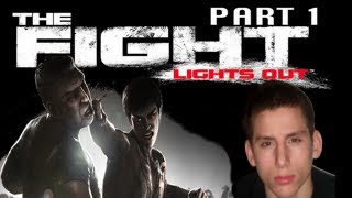Ima Woop Dat A**! - The Fight Lights Out - Ps3 Part 1 w/ EkBayon