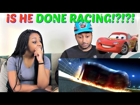 cars 3 official us trailer reaction youtube