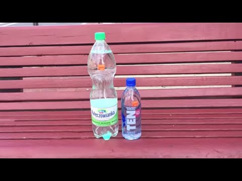 Jon Drinks Water #5469 Nałęczowianka Carbonated Mineral Water VS Alkalife TEN