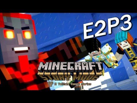 Minecraft: Story Mode - Season Two Episode 2 Last Part - 臥底