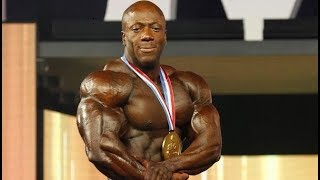"""Sergio Oliva, Jr. - """"Shawn Rhoden will only win one Mr. Olympia title."""""""