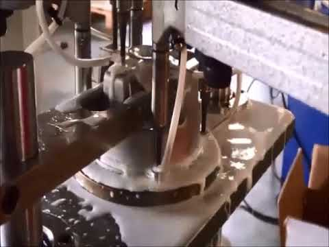 Multi-spindle Tapping Machine