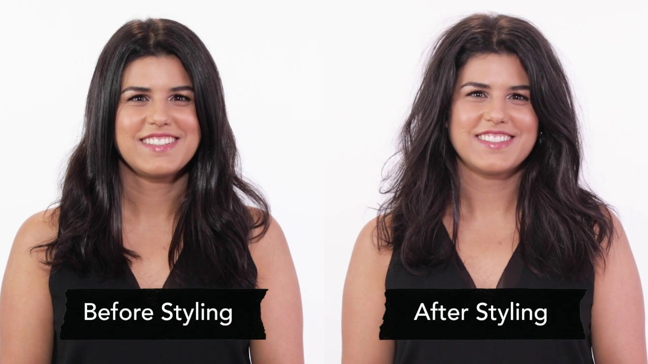 How To Add Volume To Hair Dryspun Texture Spray Bumble And Bumble Youtube