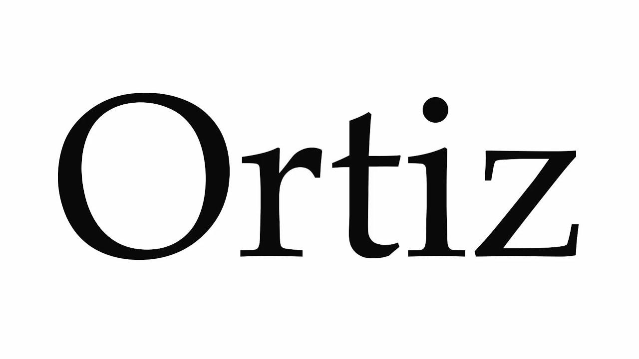 Ortiz Logo