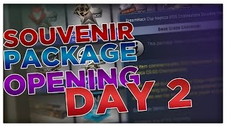 Day 2 Souvenir Package unboxing ( DAY 2 Major)