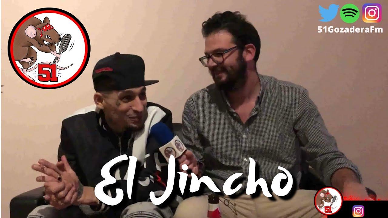 El Jincho en 51 Gozadera Fm