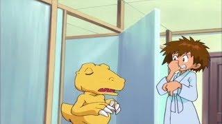 Agumon Fart (Digimon)