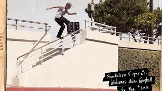 Foundation Skateboards: Aidan Campbell