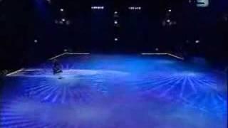 Звезды на Льду в Израиле - Катя Гусева и Роман Костомаров