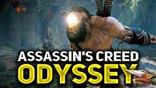 Стрим - Assassin's Creed Odyssey - Прохождение Часть 11 - Убийство Циклопа