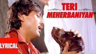 Teri Meherbaniyan Title Track Lyrical Video | Jackie Shroff, Poonam Dhillon.mp3