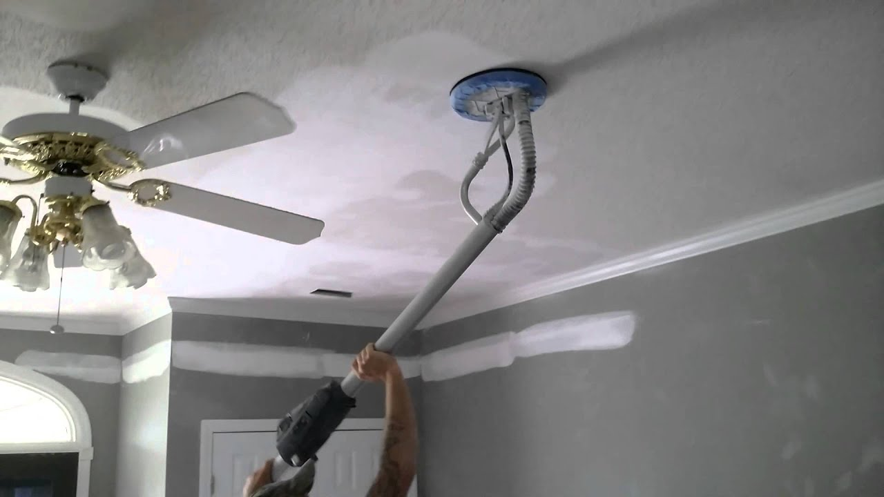 spray pin texture textured removal popcorn ceilings ceiling after knockdown