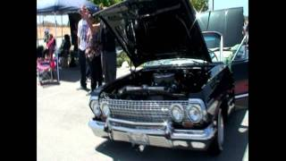 WATSONVILLE   CALIFORNIA      CAR SHOW  2