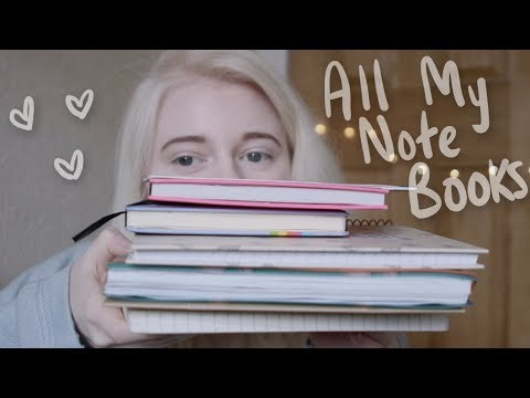 notebook tour!