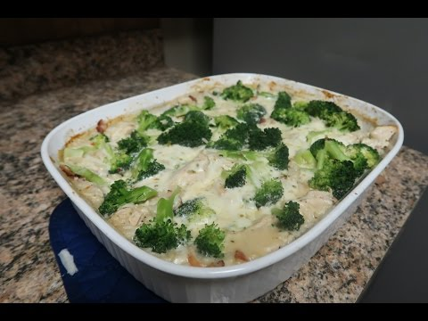Recipe: Healthy Chicken Broccoli Casserole For $15!!!