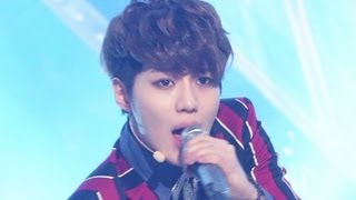 [Music Bank w/ Eng Lyrics] SHINee - Dream Girl (2013.03.16)