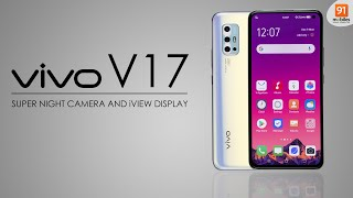 Vivo V17 Review with super night camera and iView display Hindi