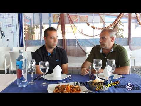 La Entrevista del Verano: Victor Jerez, el Pintor de los Deportistas