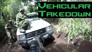 Vehicular Takedown   Milsim Philippines: CT-3 Zero Counter Terrorist Simulation