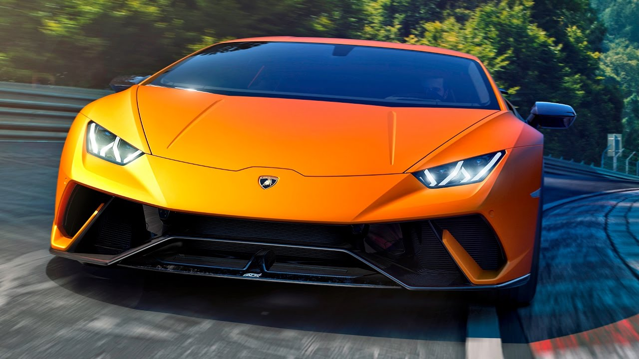 lamborghini huracan performante orange. lamborghini huracán performante (2017) features, driving, design [youcar] huracan orange e