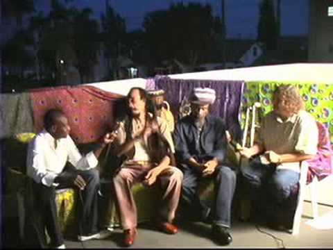 Israel Vibration Interview on Live Roots TV