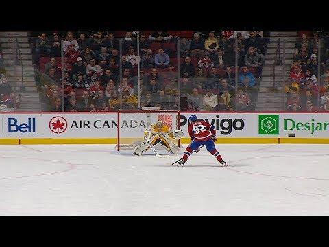 Rinne, Ellis help Preds edge Canadiens in SO, 3-2
