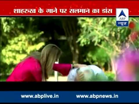 Viral Video: Congress leader Salman Khurshid romances German beauty