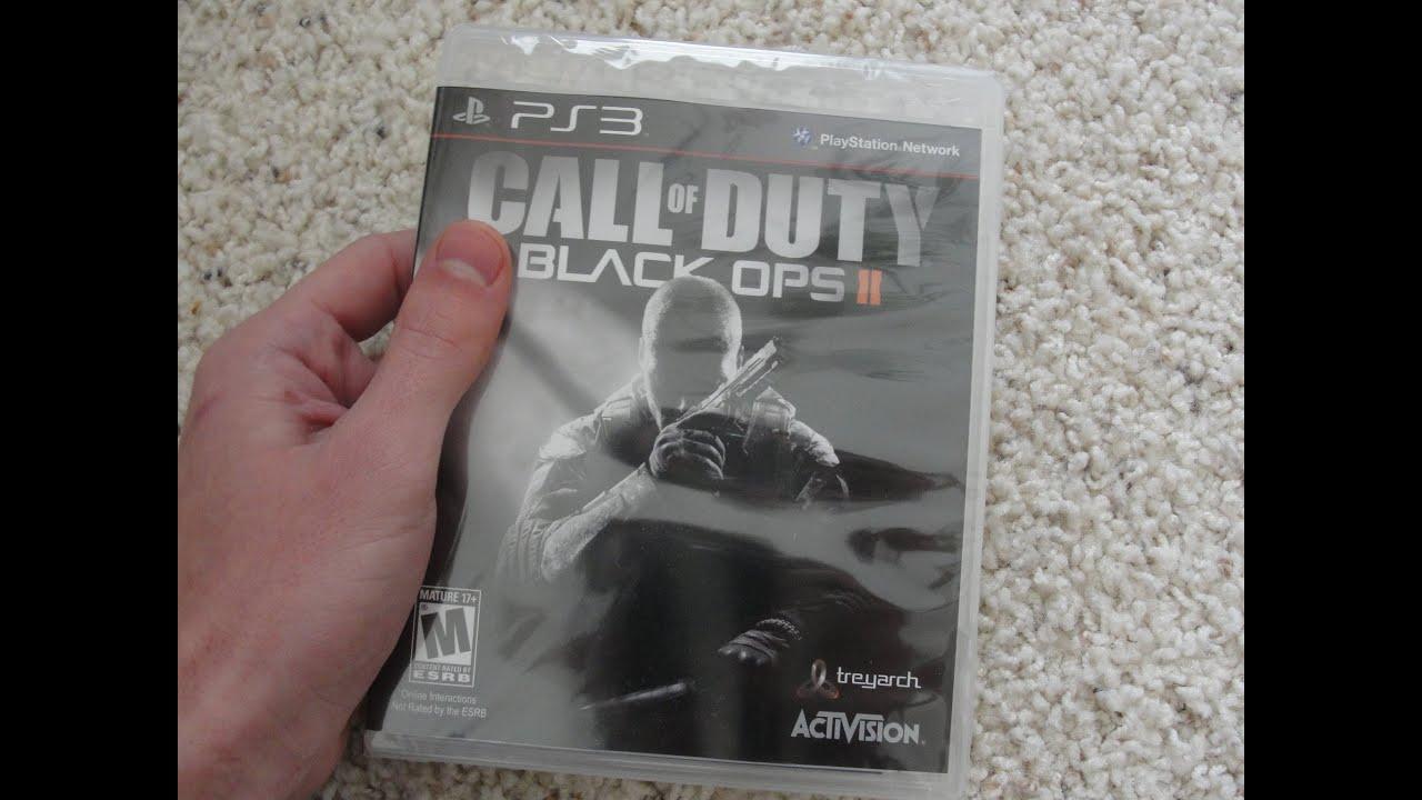 Call of Duty Black Ops II - PS3 - Torrents Spelletjes