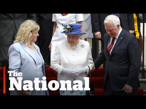 Canada's Governor-General Breaches Royal Protocol