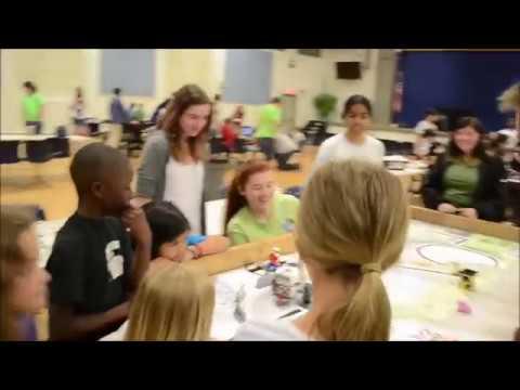 Roboneers Lego Robotics Camp Summer 2017
