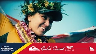 Quiksilver & Roxy Pro Gold Coast 2016 Official Teaser