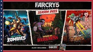Трейлер контента дополнений и Season Pass для игры Far Cry 5!