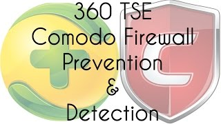 360 Total Security Essential with Comodo Firewall Prevention and Detection Test