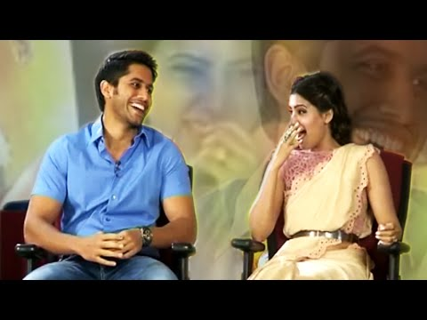 Samantha & Naga Chaitanya Funny Interview | Exclusive | Flash Back | TFPC