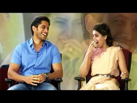 Samantha & Naga Chaitanya Funny Interview | Exclusive | Flash Back | TFPC